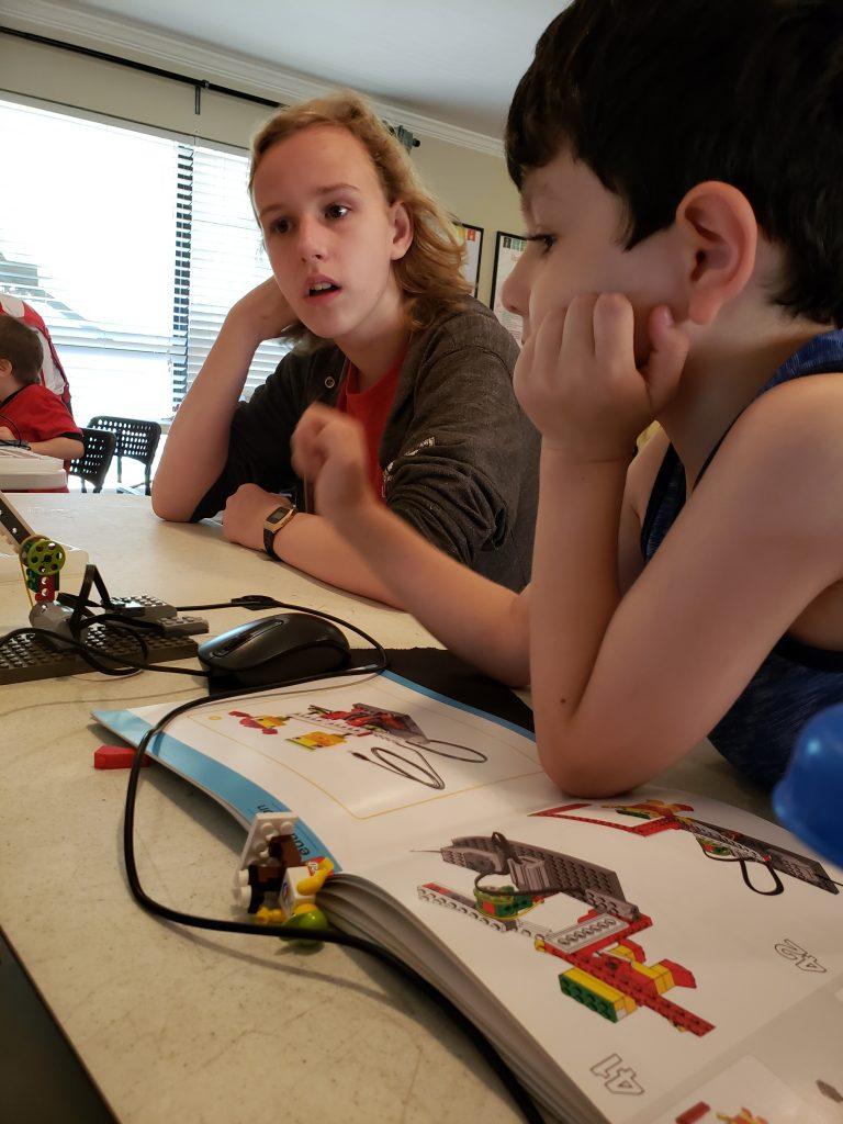 Learning Programming Robotics