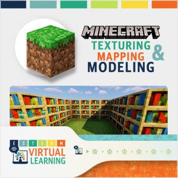 Minecraft Texturing, Mapping and Modeling Course