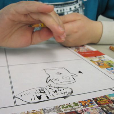 Comic-Class-ESTEAM-Learning-Labs-2