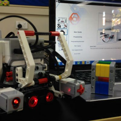 LEGO Robotics learning at home distance learning
